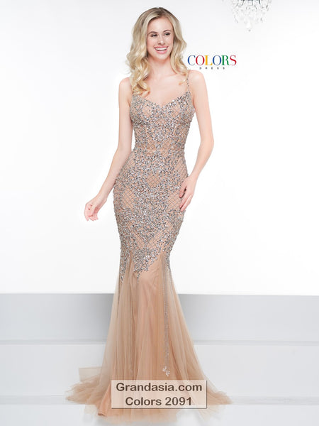 Colors 2091 Prom Dress