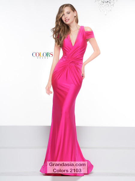 Colors 2103 Prom Dress