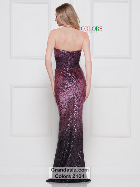 Colors 2104 Prom Dress