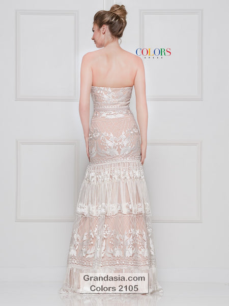 Colors 2105 Prom Dress
