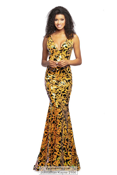 Johnathan Kayne 2106 Prom Dress