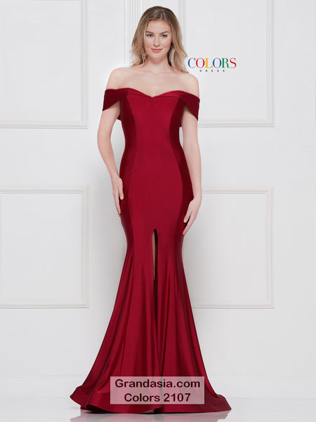 Colors 2107 Prom Dress
