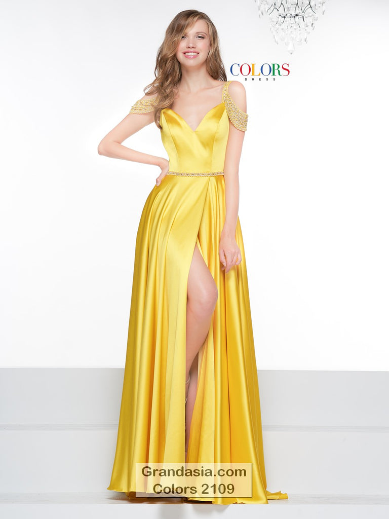 Colors 2109 Prom Dress