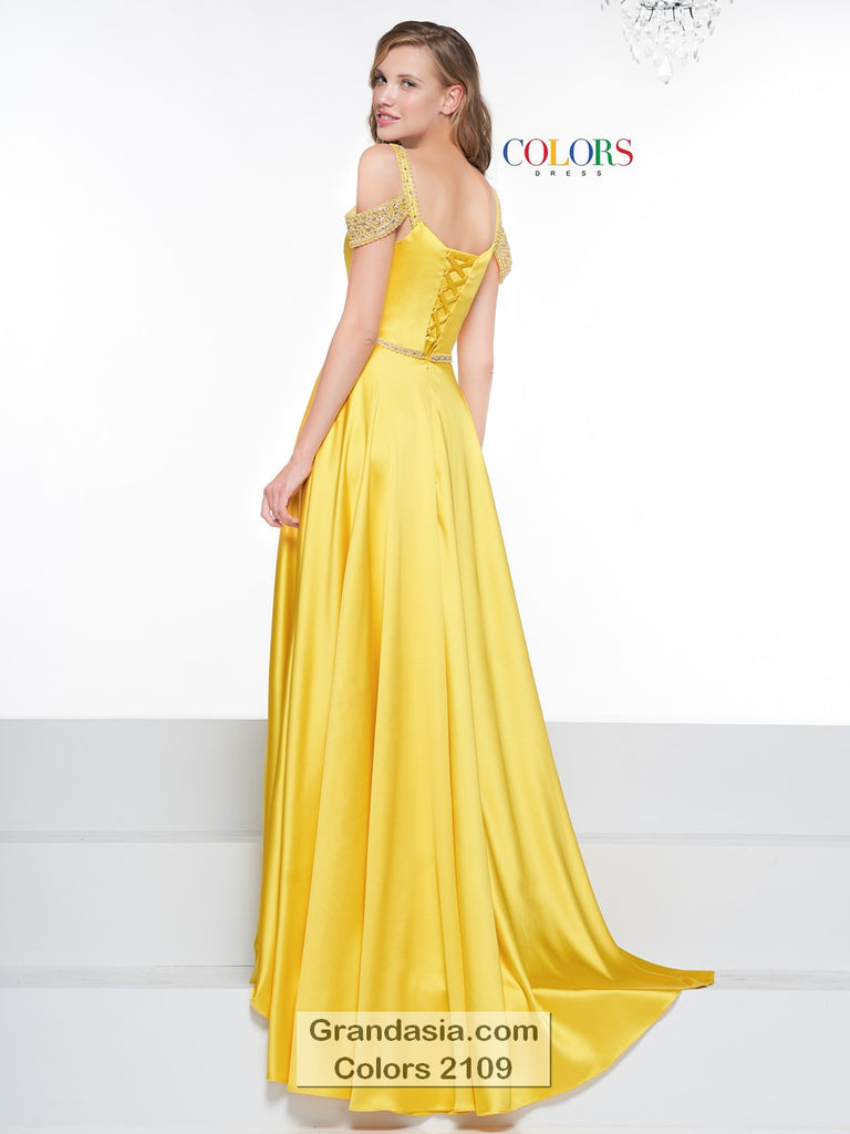 fc0d425cf6 Colors 2109 Prom Dress · Colors 2109 Prom Dress ...