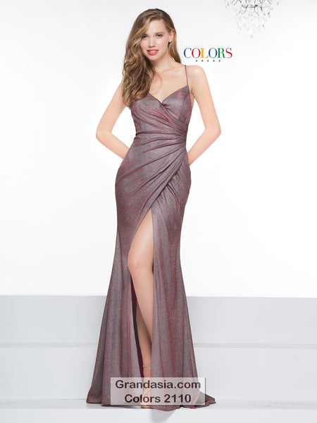 Colors 2110 Prom Dress