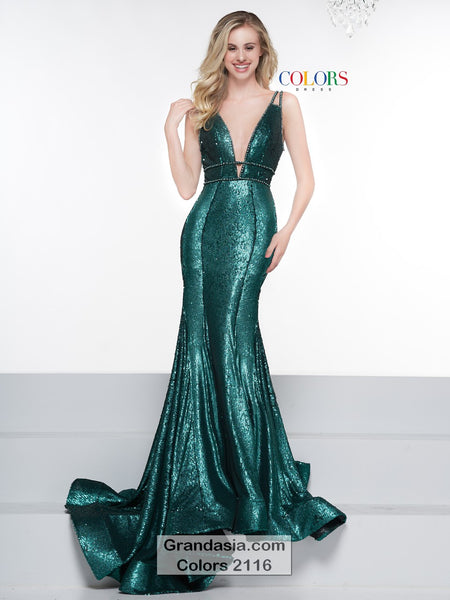Colors 2116 Prom Dress