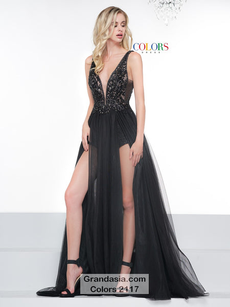 Colors 2117 Prom Dress