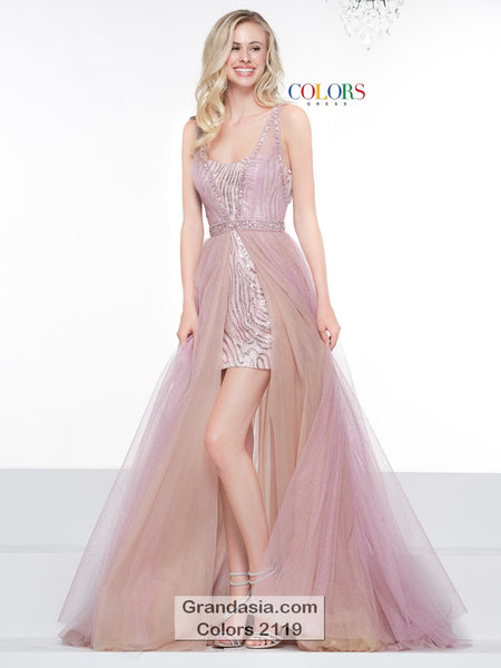 Colors 2119 Prom Dress