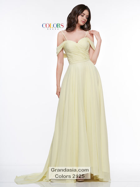 Colors 2125 Prom Dress