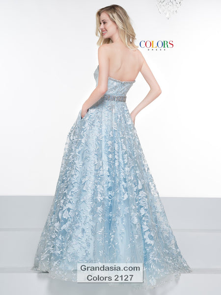 Colors 2127 Prom Dress
