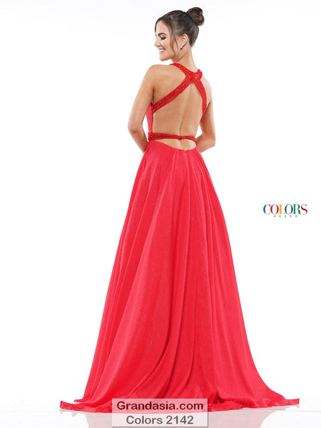 Colors 2142 Prom Dress