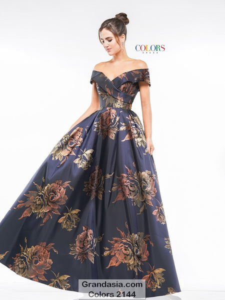 Colors Couture 2144 Prom Dress