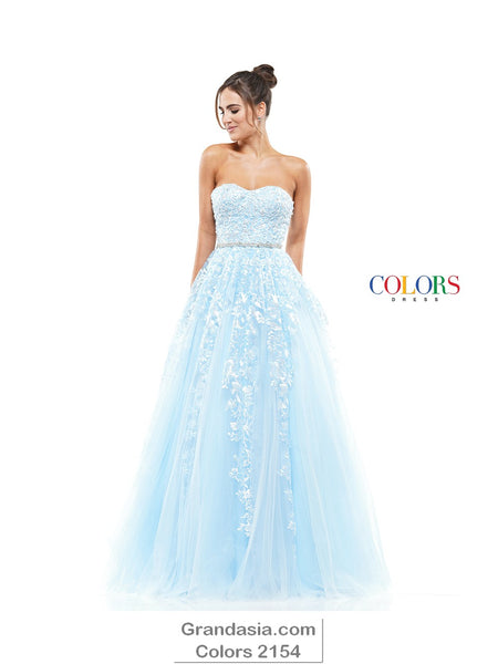 Colors Couture 2154 Prom Dress