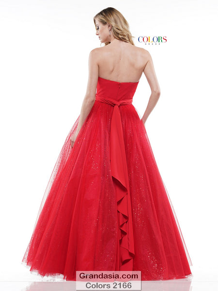 Colors 2166 Prom Dress