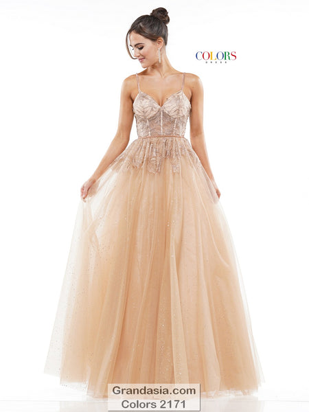 Colors 2171 Prom Dress