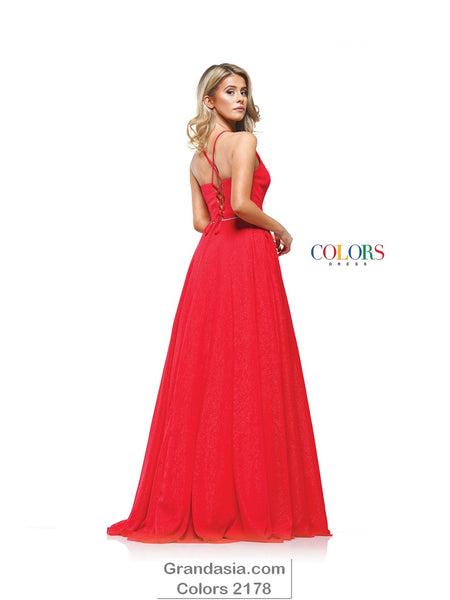 Colors 2178 Prom Dress