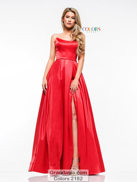 Colors 2182 Prom Dress