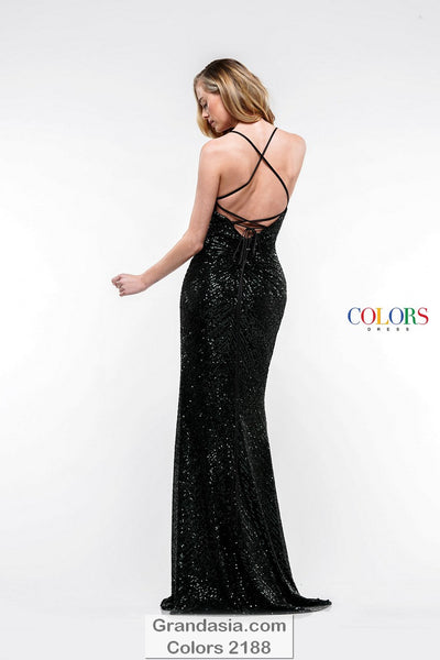 Colors 2188 Prom Dress