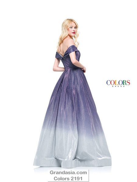 Colors 2191 Prom Dress