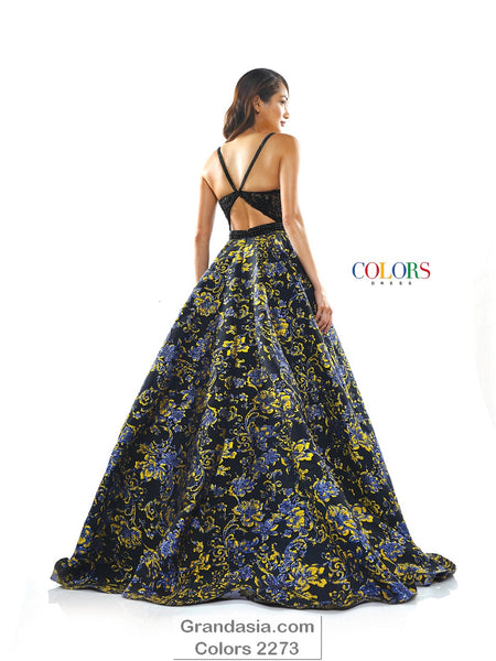 Colors 2273 Prom Dress