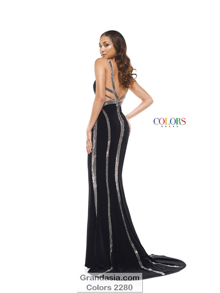 Colors 2280 Prom Dress