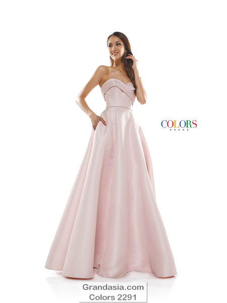 Colors 2291 Prom Dress