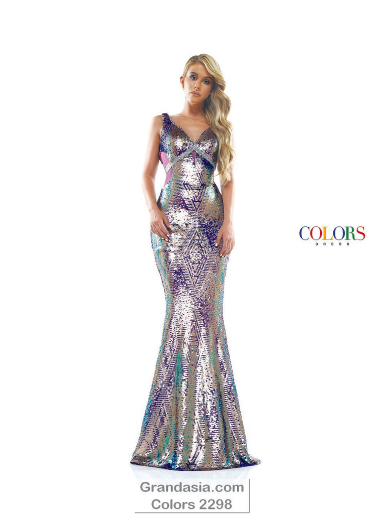 Colors 2298 Prom Dress