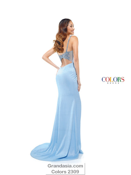 Colors 2309 Prom Dress