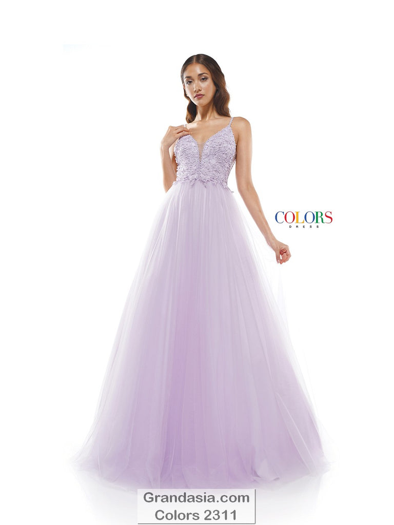 Colors 2311 Prom Dress