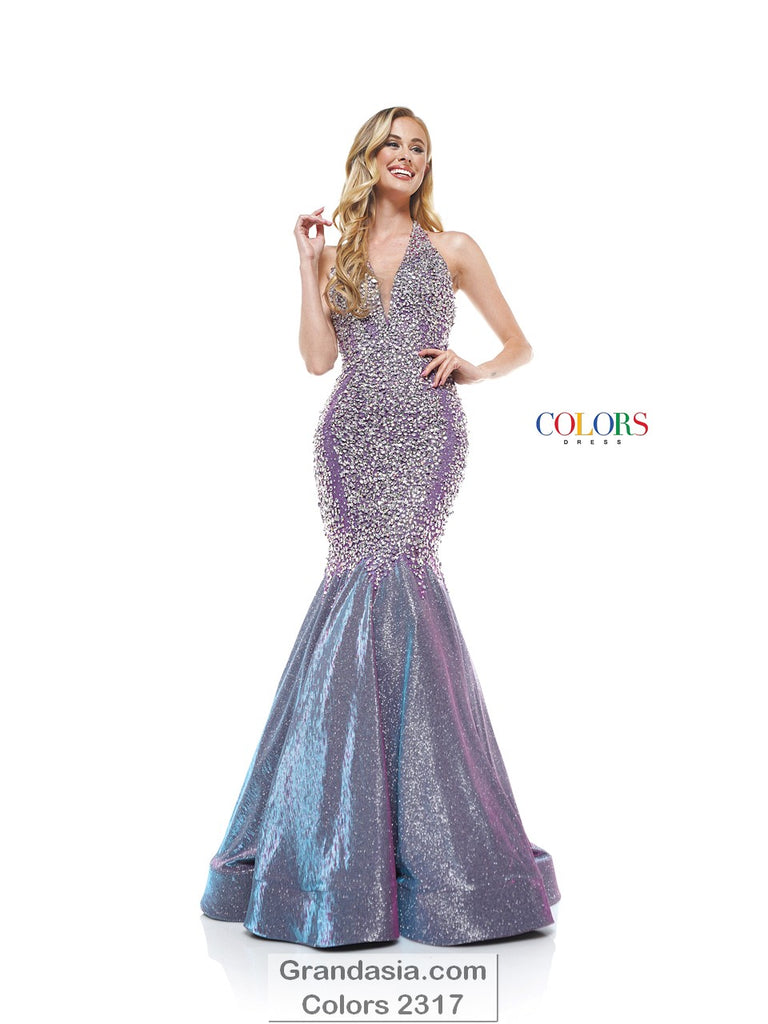 Colors 2317 Prom Dress