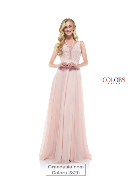 Colors 2320 Prom Dress