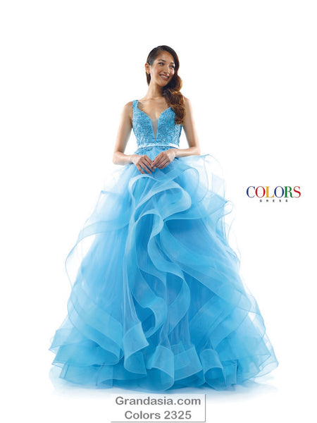Colors 2325 Prom Dress