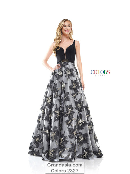 Colors 2327 Prom Dress