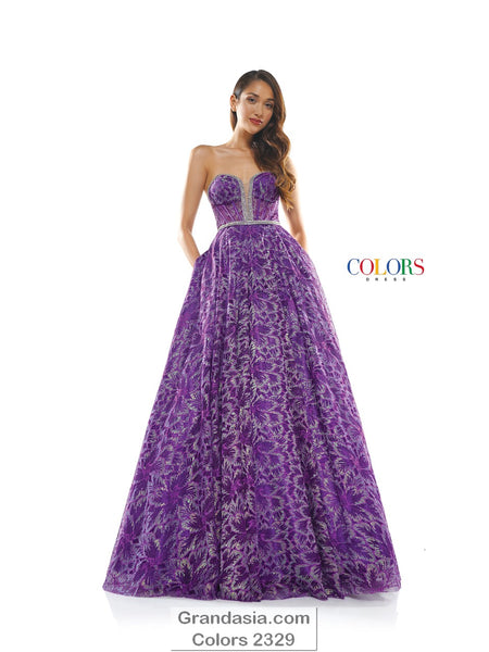 Colors 2329 Prom Dress