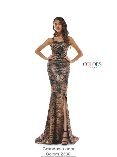 Colors 2338 Prom Dress
