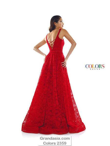 Colors 2359 Prom Dress