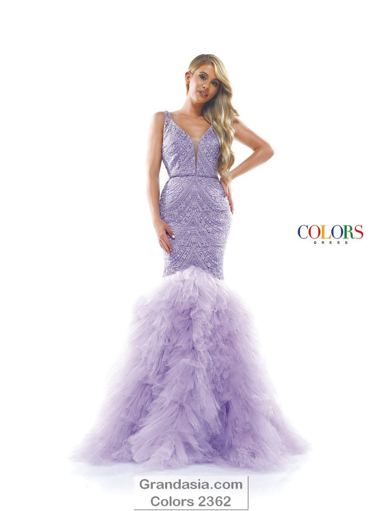 Colors 2362 Prom Dress