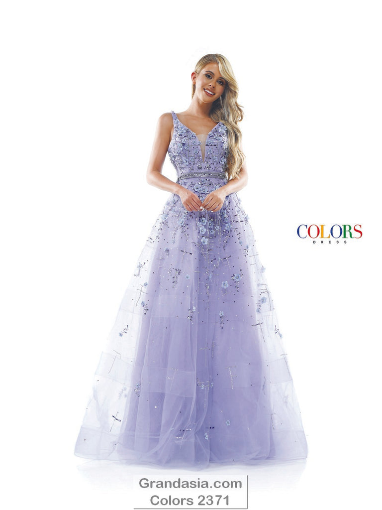Colors 2371 Prom Dress