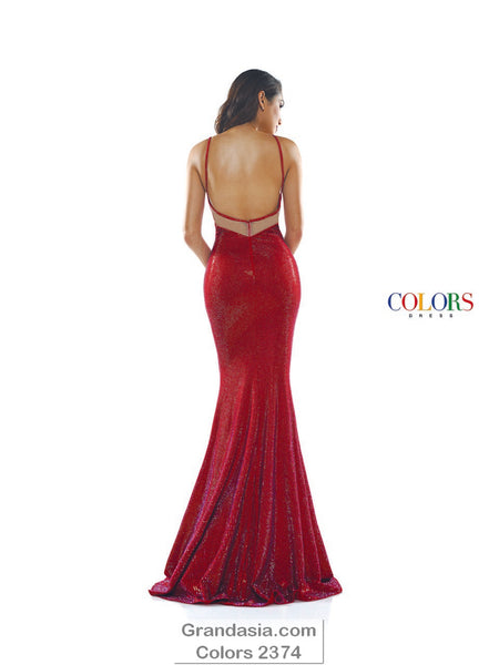 Colors 2374 Prom Dress