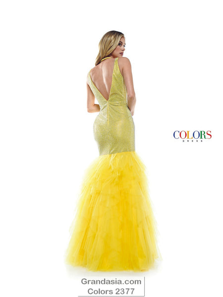 Colors 2377 Prom Dress