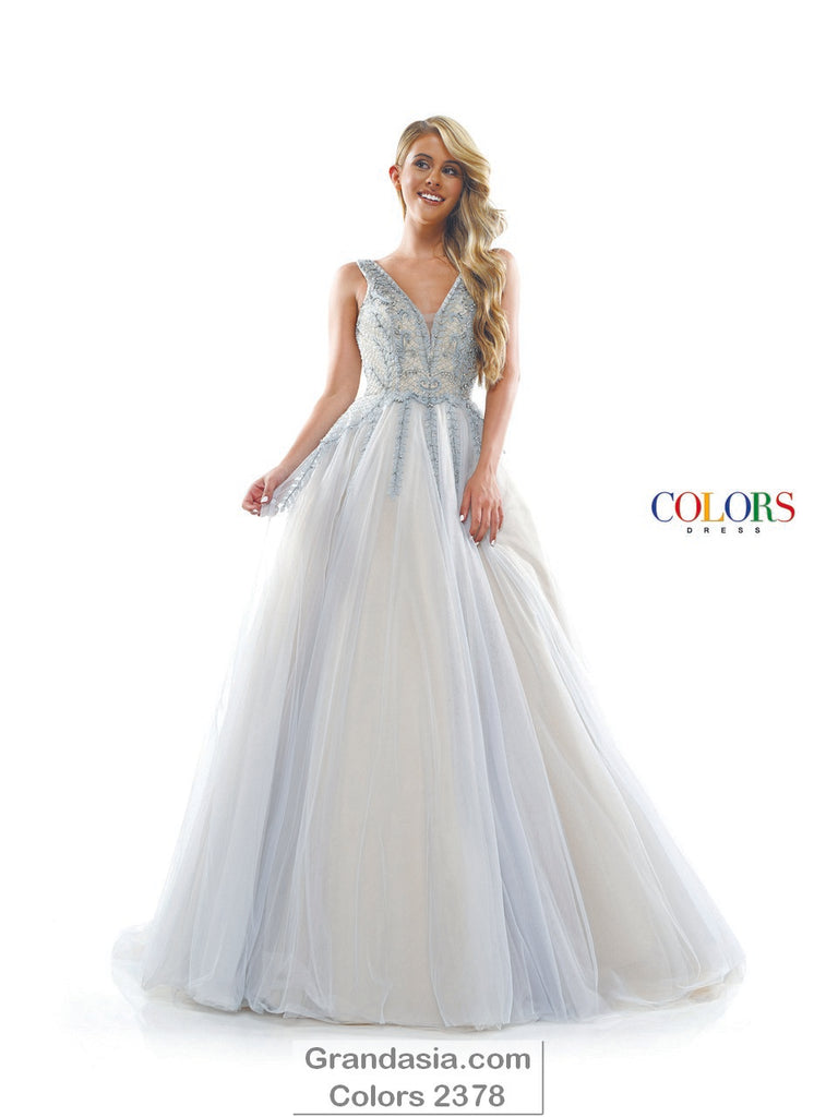 Colors 2378 Prom Dress