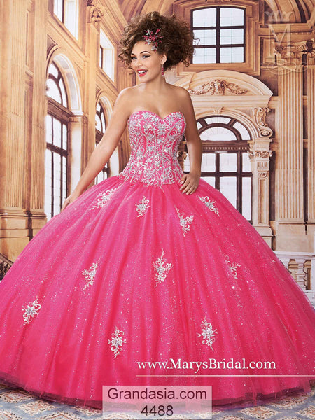 Mary's 4488 Quinceanera Dress