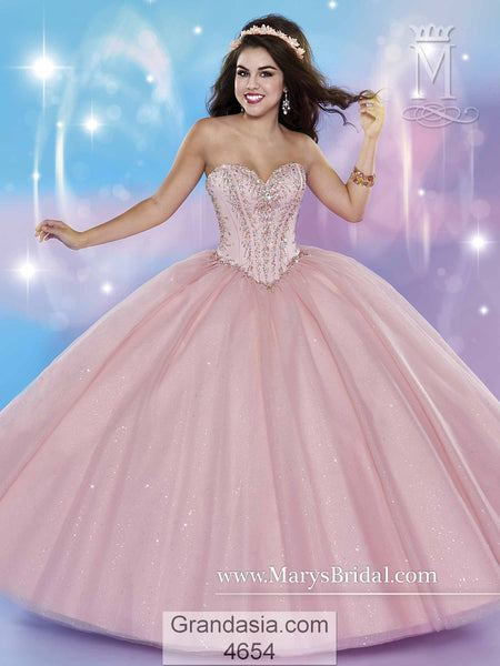 Mary's 4654 Quinceanera Dress