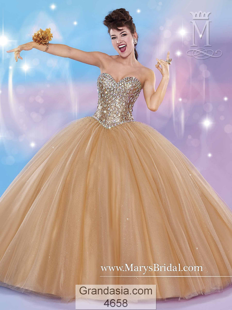 Mary's 4658 Quinceanera Dress