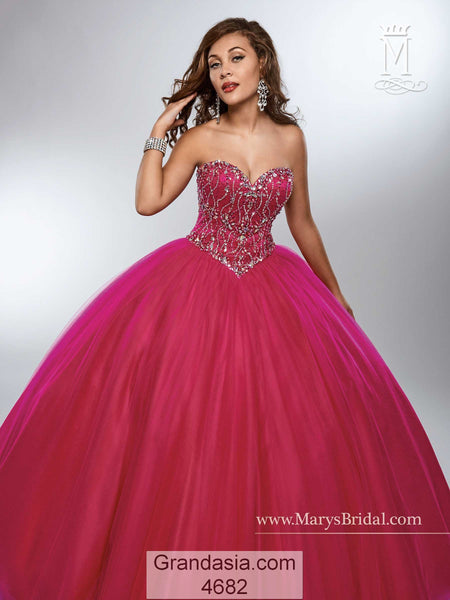 Mary's 4682 Quinceanera Dress