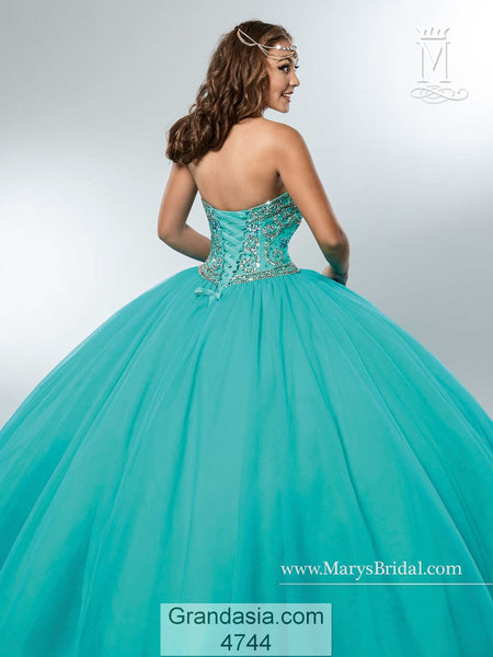 Mary's 4744 Quinceanera Dress