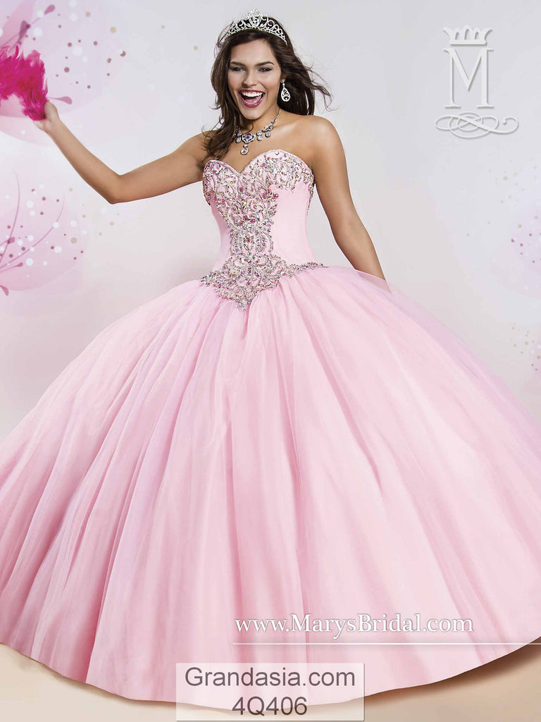 Mary's 4Q406 Quinceanera Dress