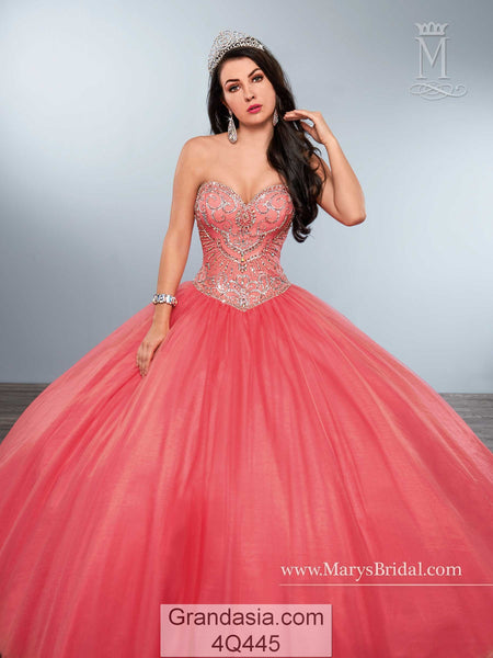 Mary's 4Q445 Quinceanera Dress