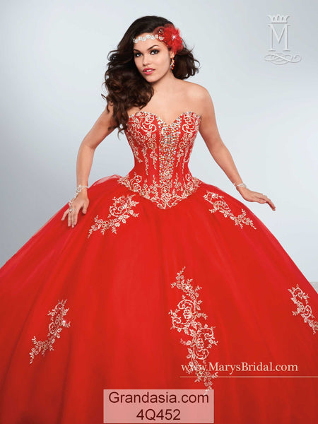 Mary's 4Q452 Quinceanera Dress