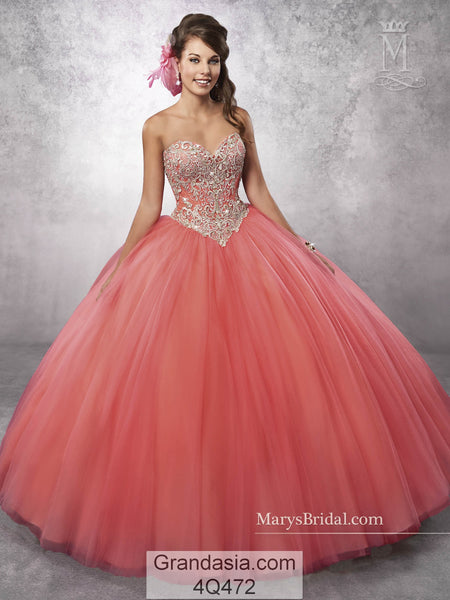 Mary's 4Q472 Quinceanera Dress